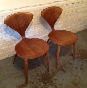 Norman Cherner Chairs-After