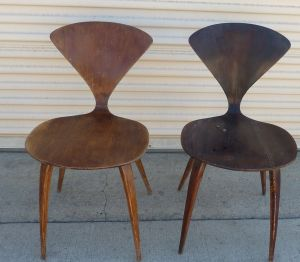 Norman Cherner Chairs-Before